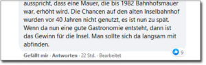 Screenshot von Facebook