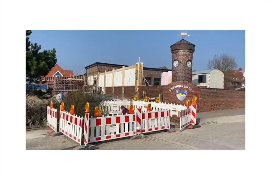 Worum geht's beim Bahnhofsumbau auf Juist?