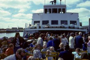 Überfahrt mit der Frisia VI (1975)
